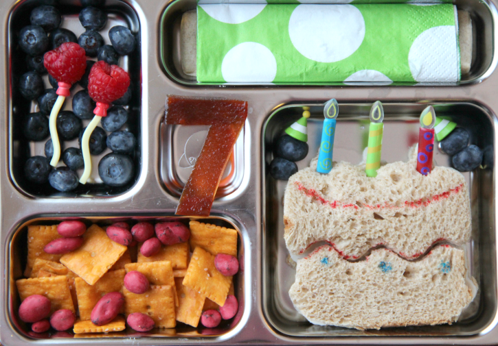 Family Lunch Box Ideas Week 12 Family Fresh Meals