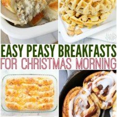 Kitchen Stove Tops Ceramic Sinks Easy Christmas Morning Breakfast Recipes - Family Fresh Meals