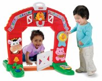 Walmart: Fisher Price Laugh and Learn Farm, $40 (Reg. $60 ...