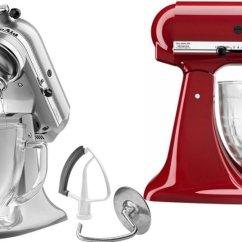 Walmart Kitchen Aid Mixer Appliance Garage Kits Kitchenaid Tilt-head Stand On Sale Just $189.99 ...