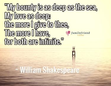 William Shakespeare Famous Poet Family Friend Poems