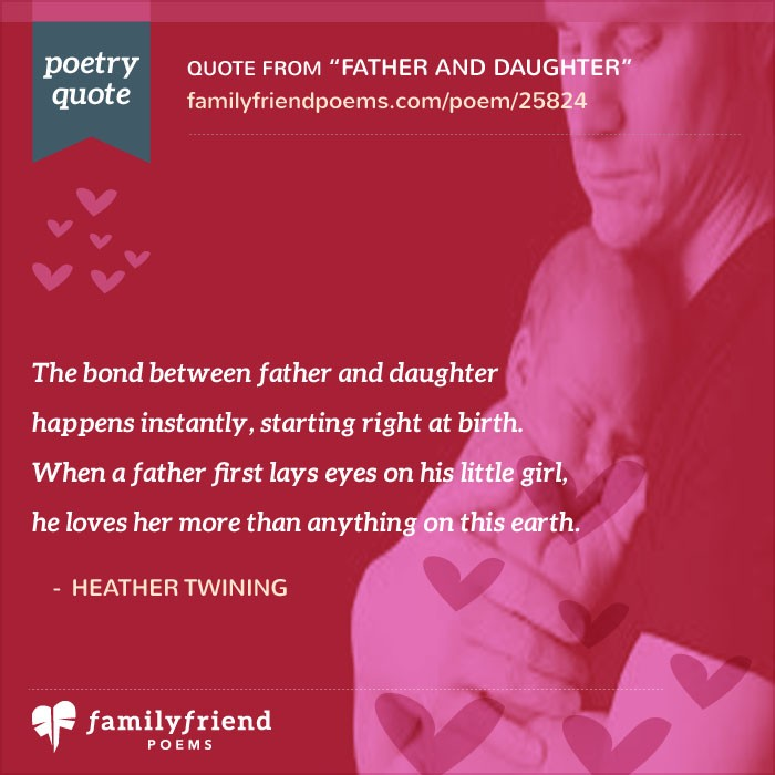 Best Father Poems Daughter