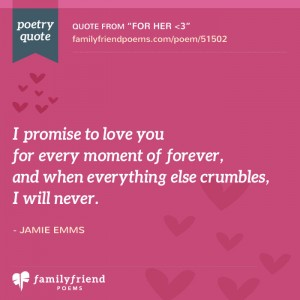 23 girlfriend poems love