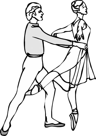 New Ballet Coloring Sheets You Are Going To Be Creative