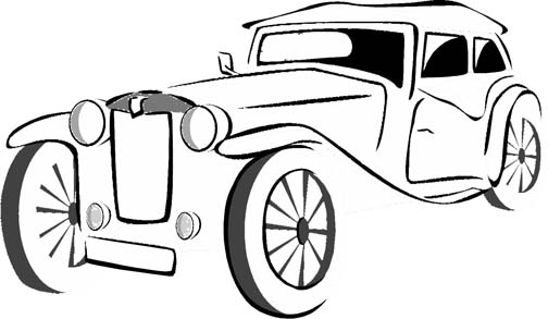 Car Coloring Pages For Kids Who Love Cars!