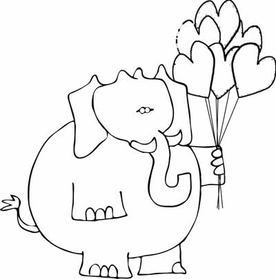 Valentine Coloring Pages for Your Loved Ones