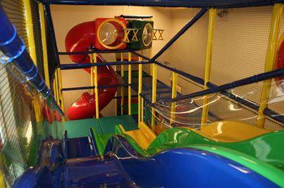 indoor playgrounds and play