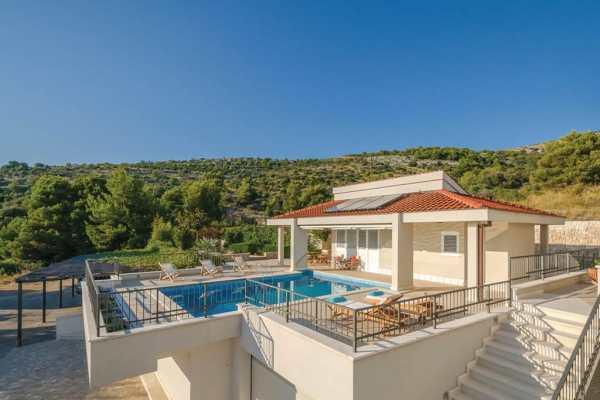 Ville sul mare in Croazia case vacanza appartamenti Novasol