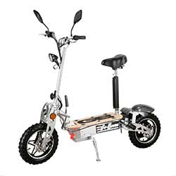 Electric Sit or Stand Scooters by GoBowen