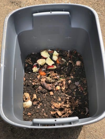 How to Make a $10 Compost Bin