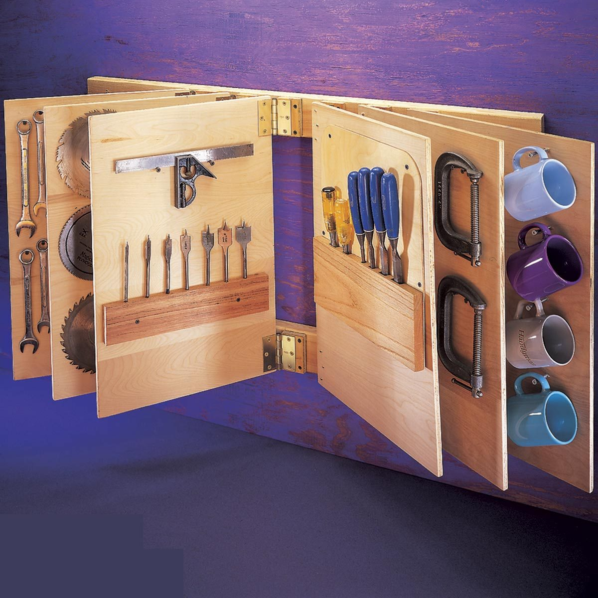 Chisel Storage Ideas