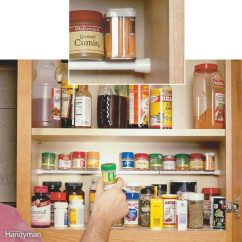 Two Tier Kitchen Drawer Organizer Tall Table And Chairs For Clever Cabinet & Pantry Storage Ideas | The Family ...