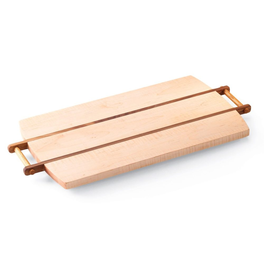 medium resolution of how to make a wooden chopping board and serving tray