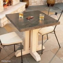 Awesome Plans Diy Patio Furniture Of 20
