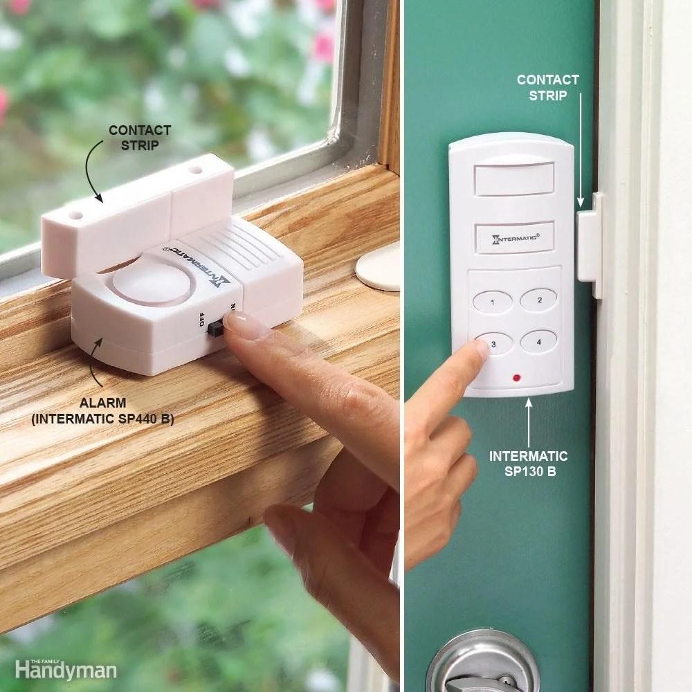 medium resolution of add inexpensive door and window alarms