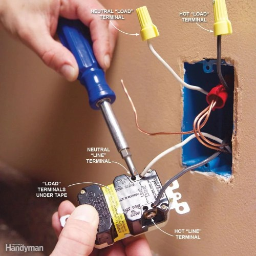 small resolution of top 10 electrical mistakes electric junction box wiring 12 2