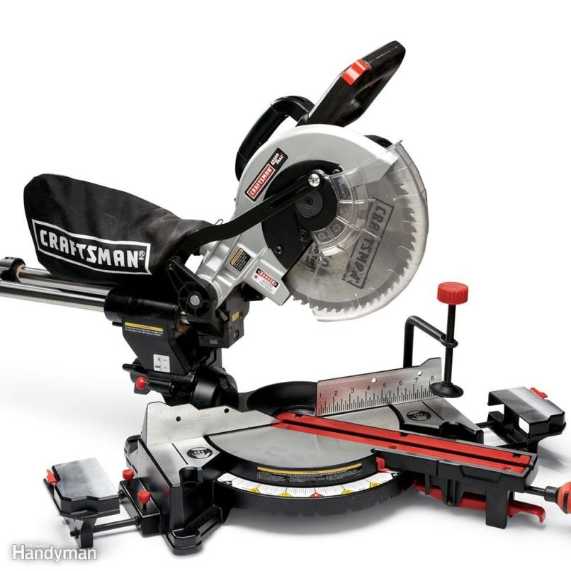 Sliding Miter Saw Review Craftsman