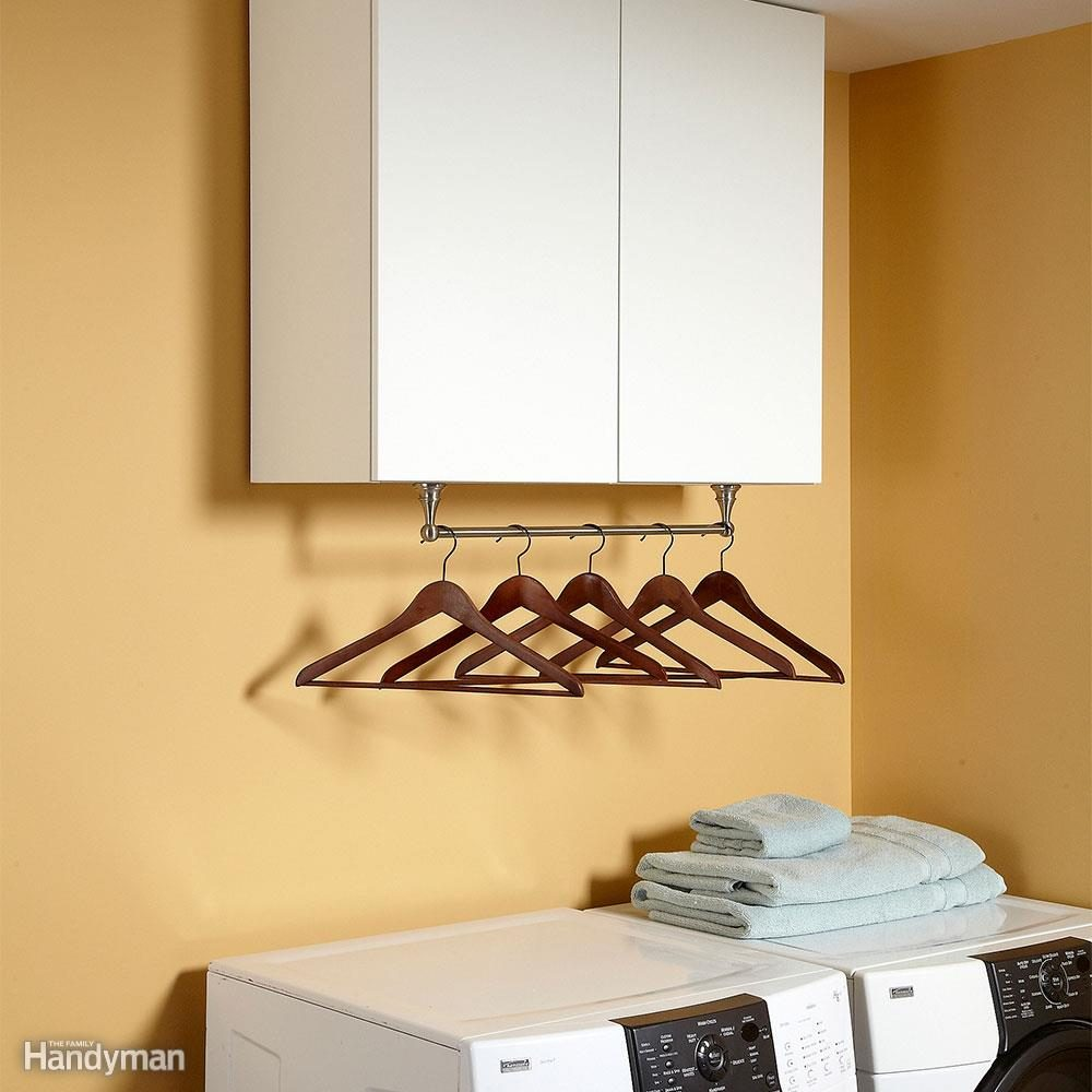Clothes Hanger Holder