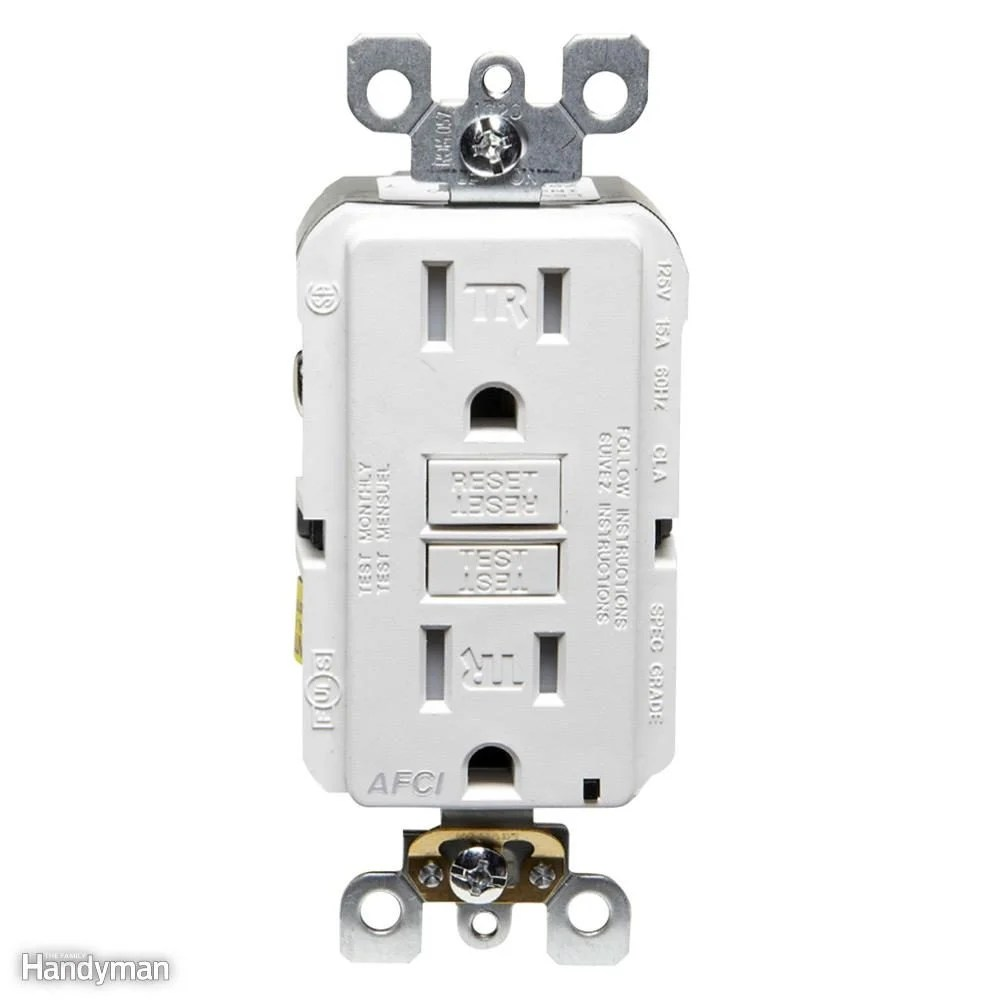 wiring a light switch and outlet together diagram ford duraspark ignition the safe easy way family handyman arc fault circuit interrupter