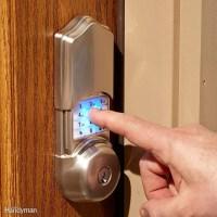Keyless Doors & Keyless Door Lock