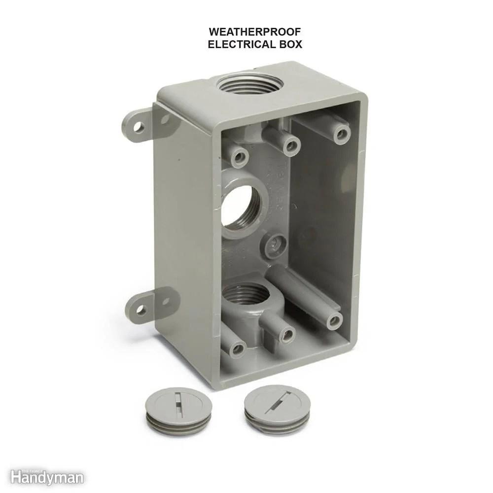 Installing Pvc Conduit Electrical Wiring