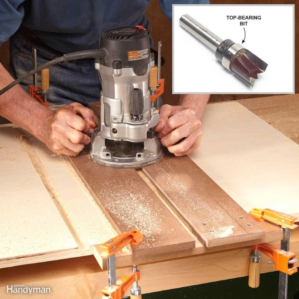 Cut Square Hole In Wood Router
