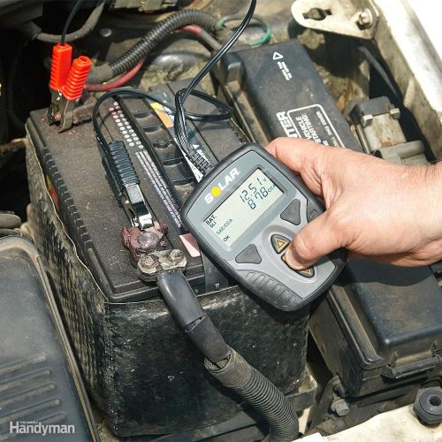 small resolution of test your car battery