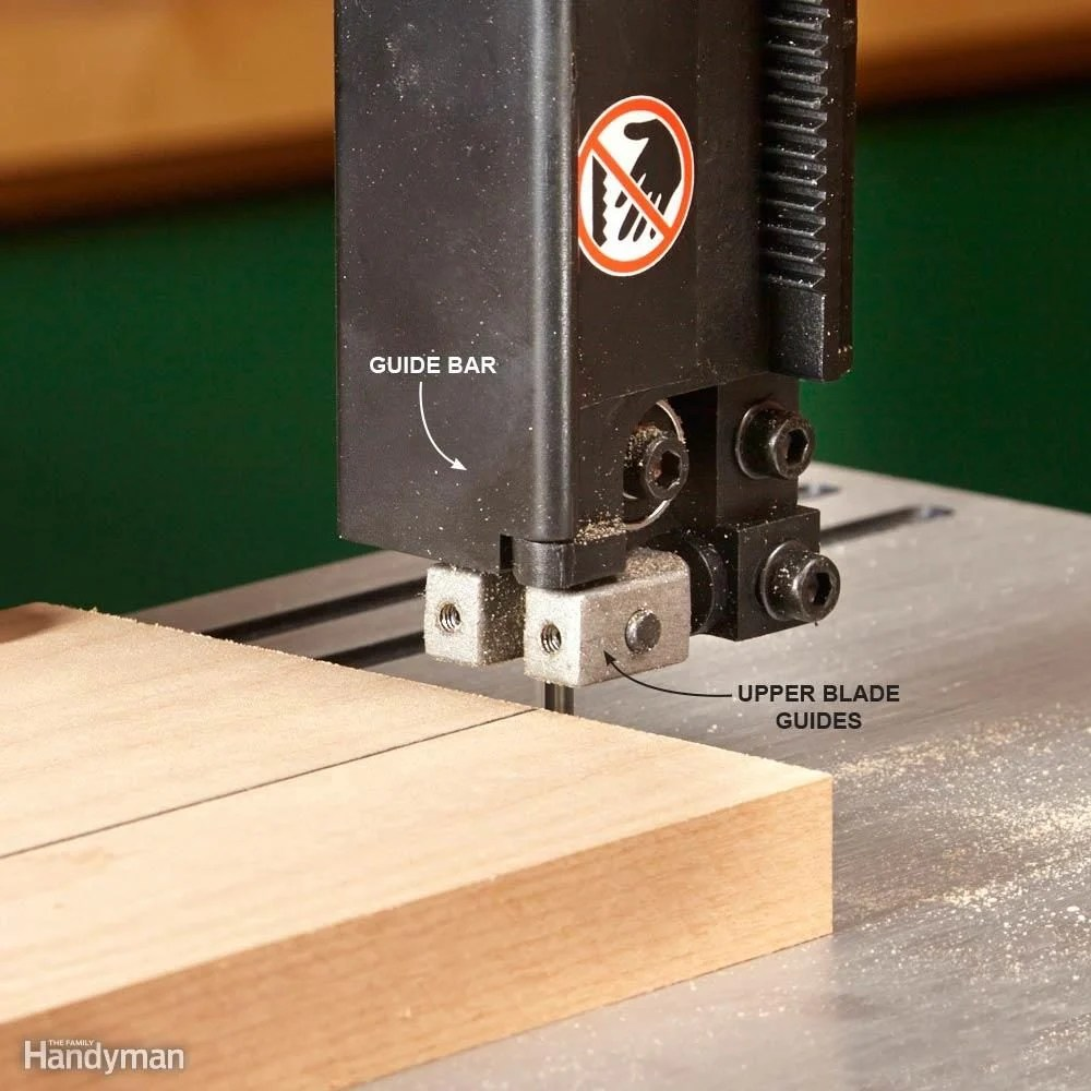 What Do You Use A Bandsaw For