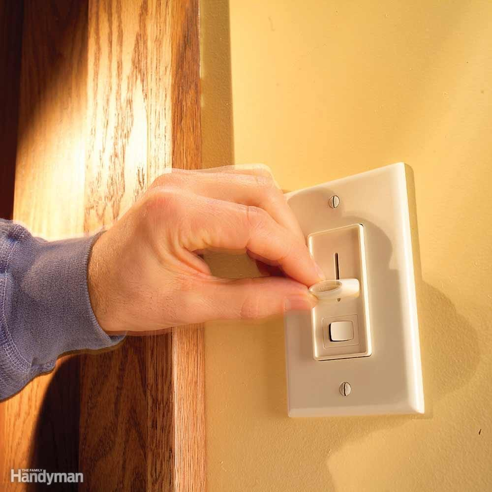 Wiring A Light Switch And A Plug