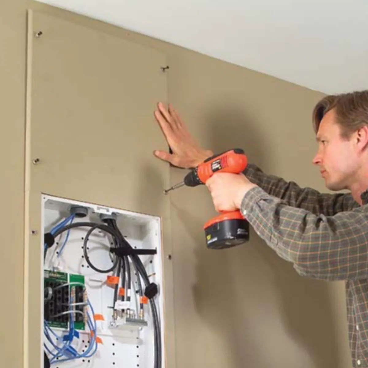 hight resolution of install a cover panel