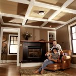 Ceiling Panels How To Install A Beam And Panel Ceiling Diy