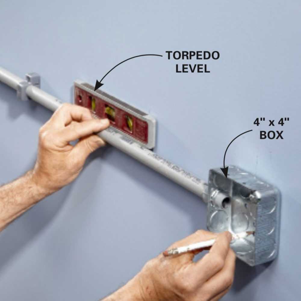 medium resolution of how to wire a finished garage family handyman receptacle wiring in garage