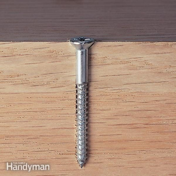 What Size Screw For 2×4 Decking