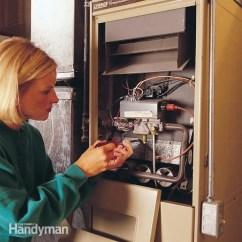 Garage Door Sensor Wiring Diagram 1999 Chevy Tahoe Do It Yourself Furnace Maintenance Will Save A Repair Bill | The Family Handyman