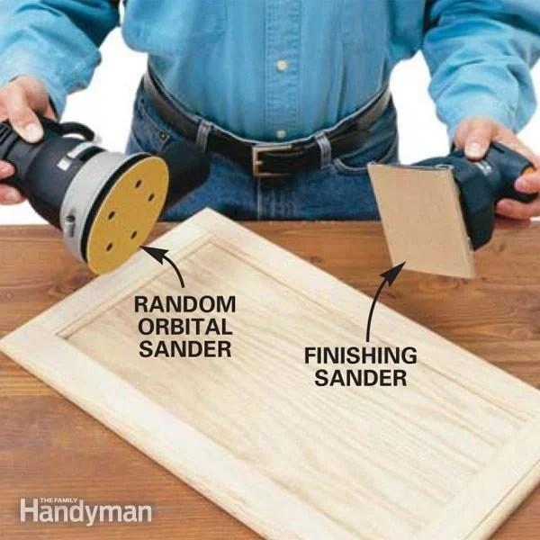 Electric Sander For Wood