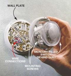 mercury thermostat wiring oil furnace [ 1200 x 1200 Pixel ]