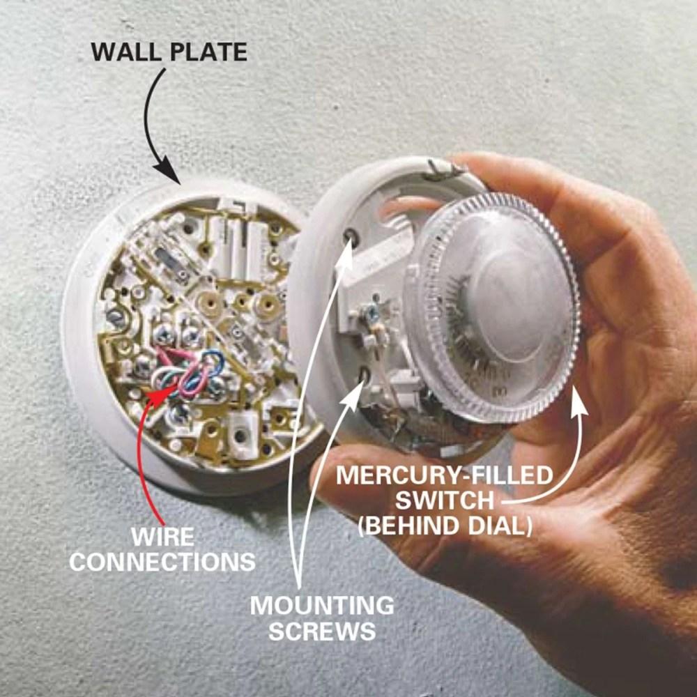 medium resolution of mercury thermostat wiring oil furnace