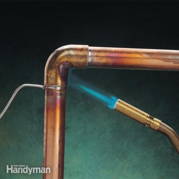 How To Bend Copper Tubing With Sand