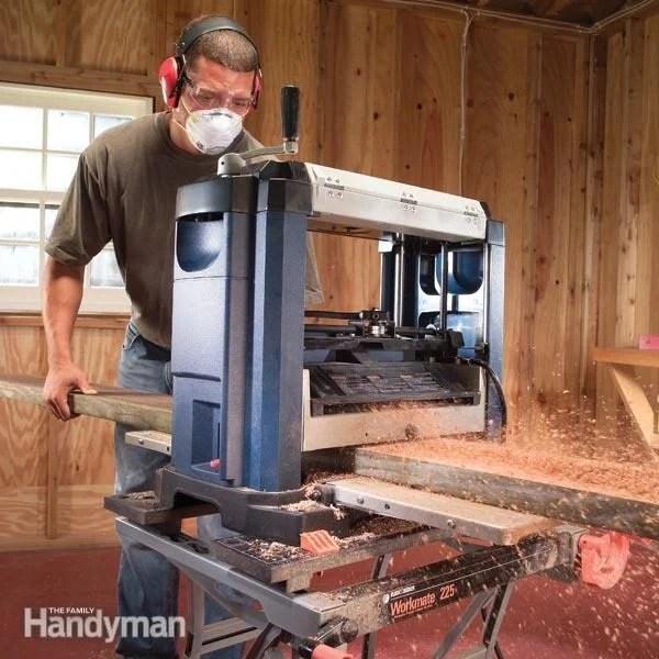 Woodworking Planer Vs Jointer