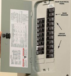 circuit breaker circuit breakers gfci keeps tripping electrical problems [ 1200 x 1200 Pixel ]