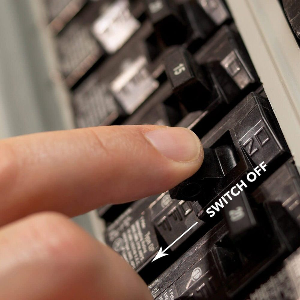 medium resolution of switch off circuit breaker gfci keeps tripping electrical problems