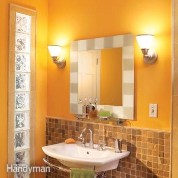 how to remodel your bathroom without