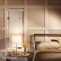 Decorating Ideas: Wall Panels | The Family Handyman