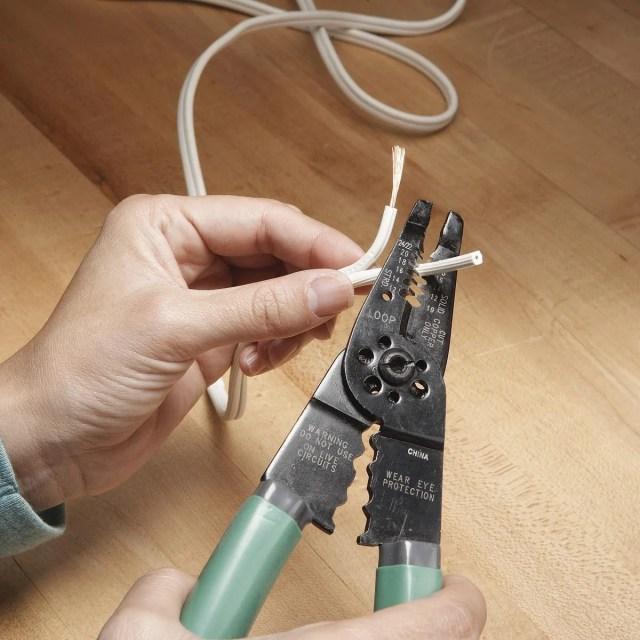 Fix a Lamp Cord (DIY)  Family Handyman
