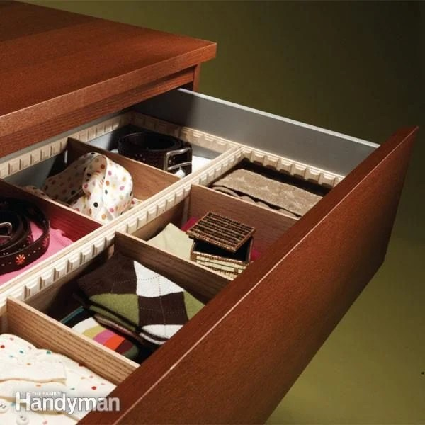 DIY Drawer Dividers  The Family Handyman