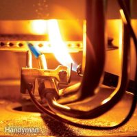 How to Fix a Water Heater Pilot Light | The Family Handyman