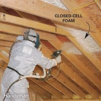Cathedral Ceiling Insulation | The Family Handyman