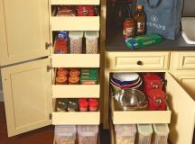 Kitchen Storage: Cabinet Rollouts — The Family Handyman