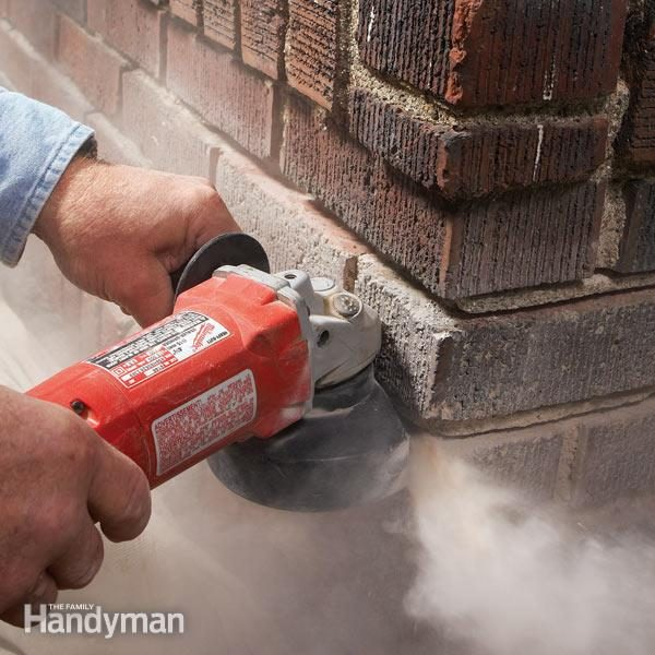 Masonry How to Repair Mortar Joints  The Family Handyman