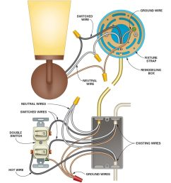 how to add a light outdoor light fixture wiring diagram [ 1200 x 1200 Pixel ]
